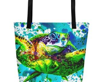 Looe Key Beach Bag