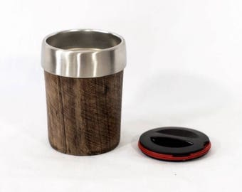 Thermo with Wood