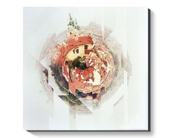 "Photography Nikita Petrov ""Prague Streets. Mosaic"""