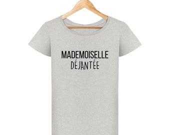 T-shirt crazy miss