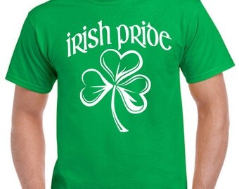 Irish Pride Shirt Irish Green St Patricks Day Ireland Gift