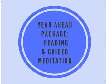 Year Ahead Tarot Reading