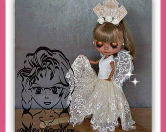 ANGel Fairy WiNGS (Only) COSTUME Outfit Accessory Doll Size - in the hoop ~ INSTANT Download Machine Embroidery Design by Carrie