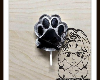 PAW Print Sucker Cover Lollipop Candy ~ In the Hoop ~ Downloadable DiGiTaL Machine Embroidery Design by Carrie