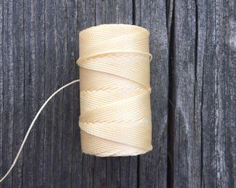 C-Lon Cord .5mm - Cream