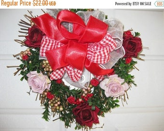 valentine wreaths for your front doorValentine wreath  Etsy