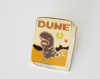 Book Pin: Dune