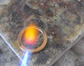 Custom Order - Special Ring with Gemstones
