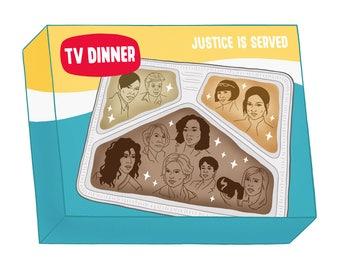 TV Dinner - Justice Is Served