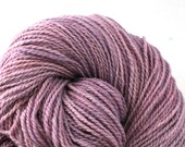 Mohonk Hand Dyed sport weight NYS Wool 370 yds 4oz Frosted Violet