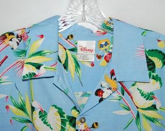 DISNEY Hawaiian Mickey wrap skirt and top Hula DISNEY tahiti wrap womens clothing