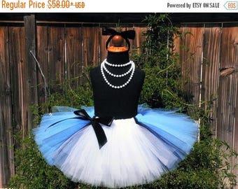 SUMMER SALE 20% OFF Adult Tutu, Alice in Wonderland Tutu Skirt, Halloween Tutu, Alice Tutu, Teen Tutu, Tutu Skirt, Costume Tutu, Black White