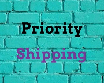 Priority Shipping Domestic Mail Upgrade
