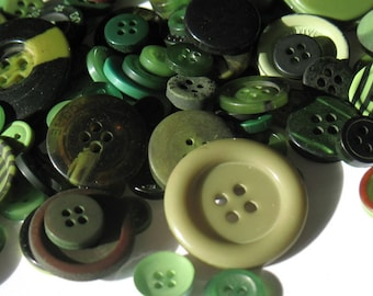 Leaf Green - Button Selection