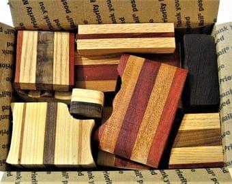 Laminated Wood Blocks For Crafts