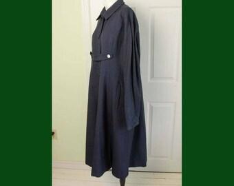 Vintage 1950's Saks Fifth Avenue Ben Zuckerman Woman's Coat