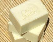Vegan Fragrance-Free Organic Castile Soap for Babies and Senstive Skin