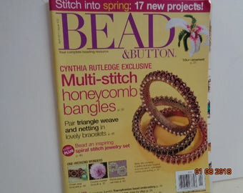 Bead and Button  April 2011