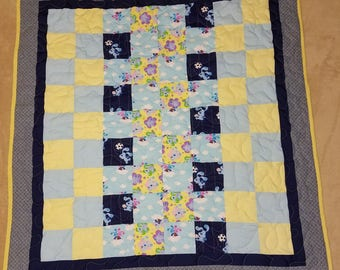 Blues Clues Baby Quilt