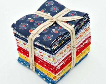 "15%OFF Penny Rose Fabrics ""Gingham Girls"" By Amy Smart Fat Quarter Bundle"