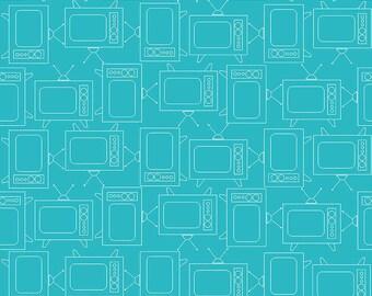 Bee Basics By Lori Holt TV Turquoise (C6411-Turquoise)