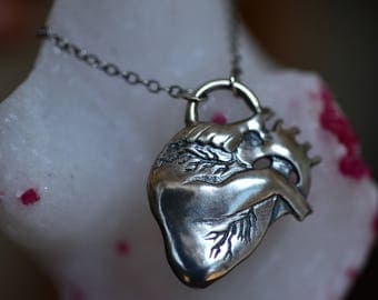 MADE TO ORDER Take Heart Necklace