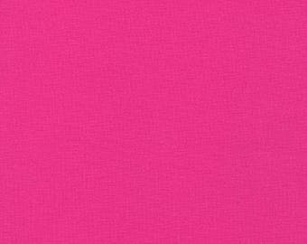 VALENTINE Color Kona Cotton Solid ~  Robert Kaufman Collection ~ Quilting Cotton Fabric