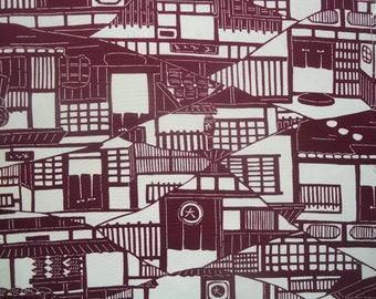 Kimono Silk Architectural