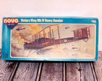 Vickers Vimy Mk IV Heavy Bomber Kit