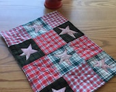 Starry Christmas Quilt