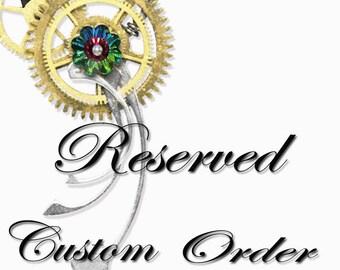 Custom Reserved Listing for yuki rodriguez