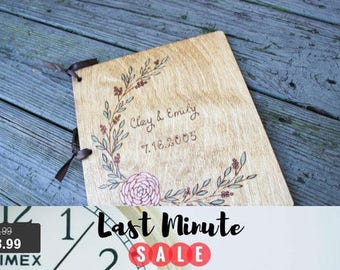 Guest Book Sale! Wedding Guest Book, Wedding Guestbook, Rustic Guest Book, Rustic Guestbook, wooden guestbook, rustic wedding guestbook ,