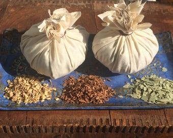 Herbal Massage Compresses-Thai Blend