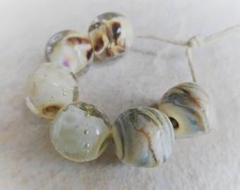 Lampwork Beads, Handmade Glass Beads