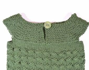 Forest Green Vest