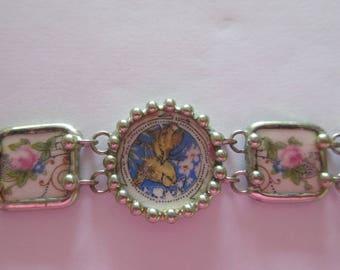 Very Vintage Paper Bracelet