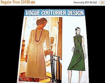 Sale 25 Off 1960s Mini Dress Pattern Size 10 Simplicity