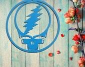 """Grateful Dead """"Deadhead"""" Wall Art (Z)"""