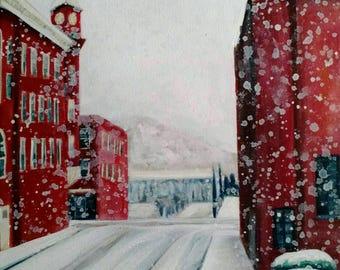 Staunton Snowday