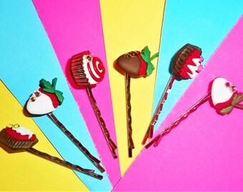 Sweet Stuff Hairpins