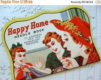 ONSALE Totally Awesome Antique Needle Book N0 418