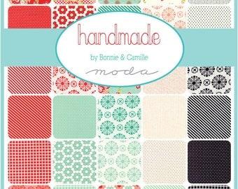 SUMMER SALE - Jelly Roll - Handmade - Bonnie and Camille for Moda Fabrics