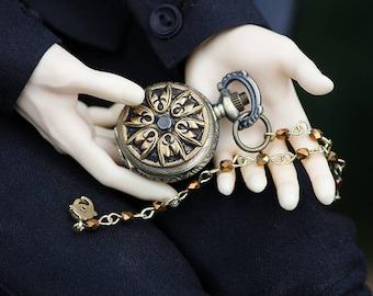 Broken Time Pocket Watch