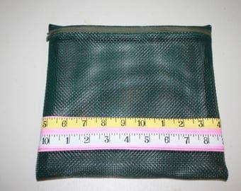 Zipper mesh bag or pouch