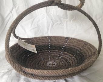 DQ Lariat Rope Basket