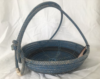 DB Lariat Rope Basket
