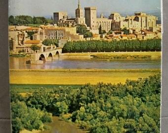 Vintage Guide Booklet: Richesses de France - Le Vaucluse (Wealth of France - The Vaucluse)