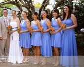 usa, RACHEL  Convertible Dresses for Bridesmaids /  Infinity Dress/  Bridemaids dresses
