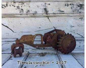 Reserved for R - do not buy Vintage Sprinkler - Walking Sprinkler - Antique Sprinkler - Cast Iron Sprinkler