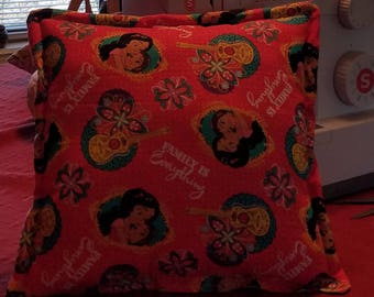 Elena Of Avalore Small Snuggy Pillow